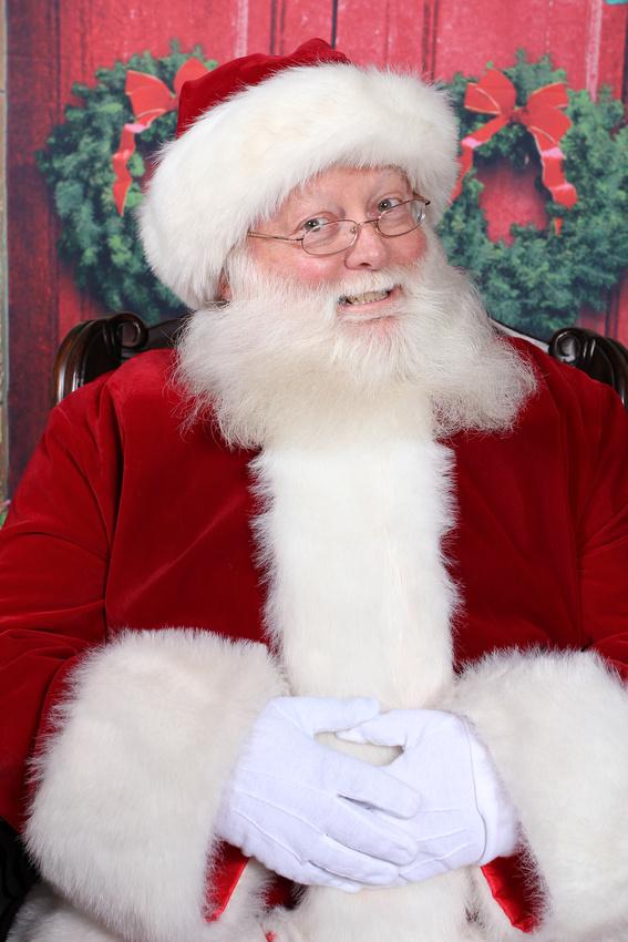 Houston Santa Photos