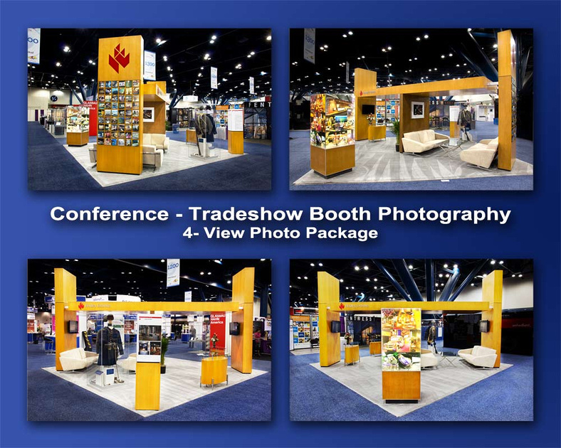 Exhibit Booth Photography